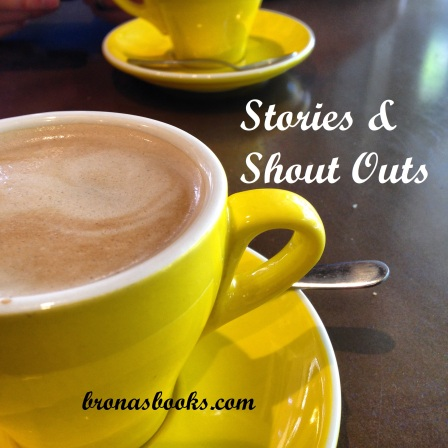 Stories & Shout Outs Badge